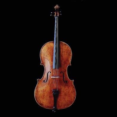 Cello Uilderks Kopie Petrus Guarnerius E.Runge